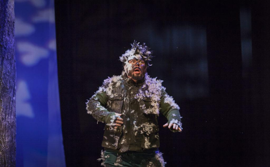Silmälläpidettävät-näytelmä 2015 (Kuva: Tapio Aulu)
